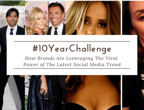 How Brands Are Leveraging The Power Of The #10YearChallenge Social Media Trend